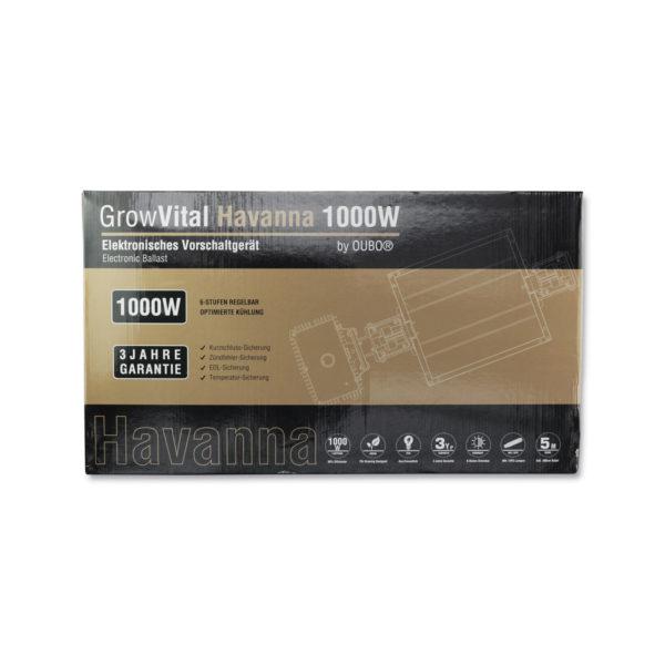GrowVital® Havanna Pro (mit Reflektor)